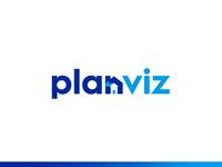 PlanViz - Real Estate Logo