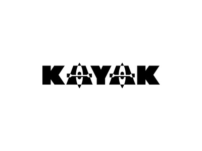 Kayak Race Logo