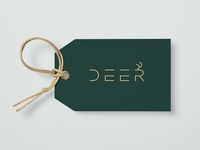 Deer Wordmark / Logo