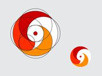 Swan Logo Mark Construction
