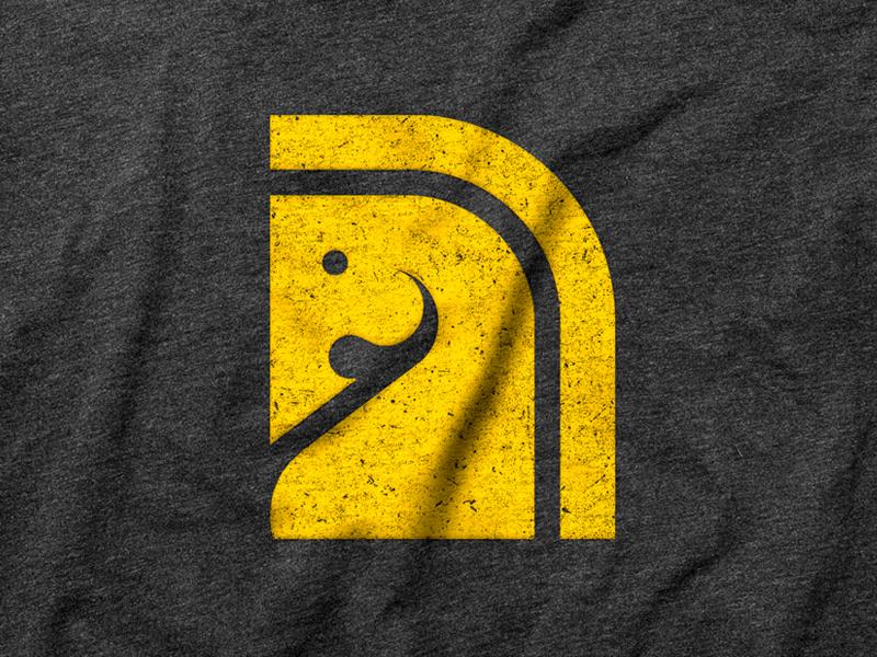 Horse Logo Mark animal horse illustration symbol mark identity branding type icon logo logotype tshirt