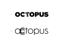 Octopus Logo / Wordmark