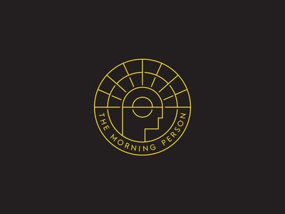 The Morning Person Logo Design
