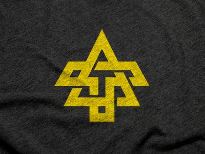 A & T Clothing Brand Logo Mark