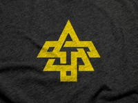 A & T Clothing Brand Logo Mark