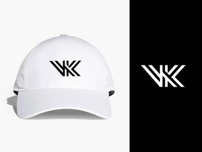 VK Monogram for clothing Brand