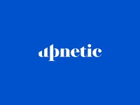 Upnetic Logo Design