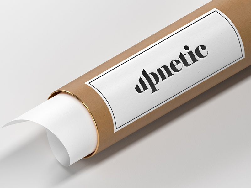 Upnetic Logo Design graphic logo designer market trading business black modern minimal idea simple wordmark typography creative icon logo design logos logo marketing growth up logotype branding brand identity