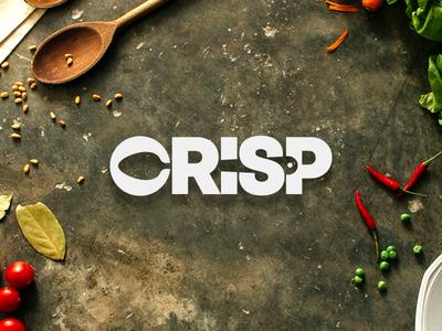 Crisp Restaurant Logo