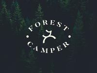 Forest Camper Logo