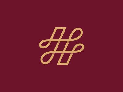 H Lettermark / Logo