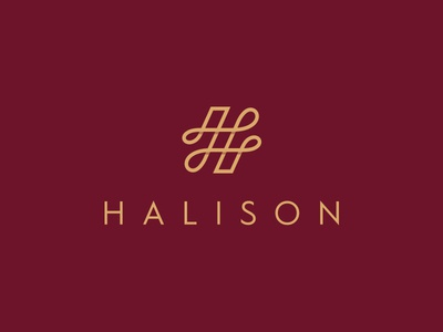 Halison Jewelry Logo Design