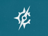 C for Compass Lettermark / Logo