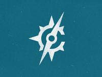 C for Compass Lettermark / Logo