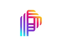 P Lettermark / Logo.