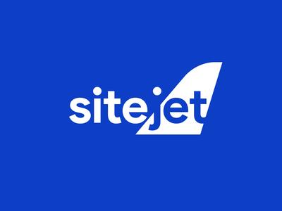 Sitejet Logo Design