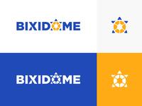 Bixidome Logo Design