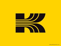 K Lettermark Logo