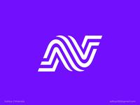 N Lettermark Logo