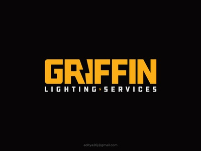 Griffin Lighting Services Logo Design