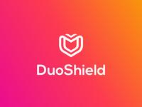 Duoshield Logo Design