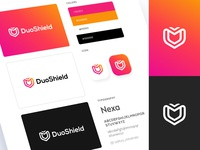 Duoshield logo & brand style guide