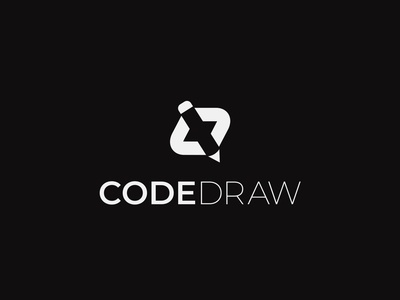 CodeDraw Logo Design