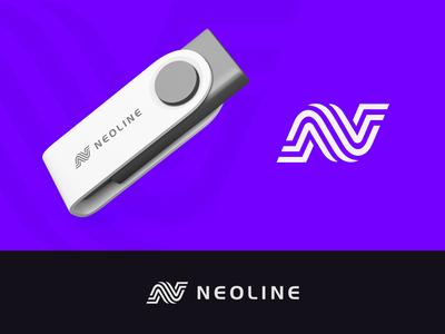 Neoline Brand Logo Design