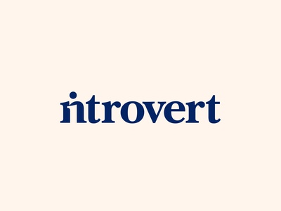 Introvert Wordmark