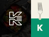 Kuisine Logo Design