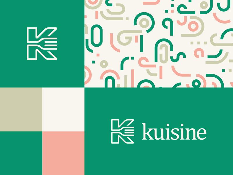 Kuisine Brand Logo Design