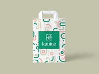 Kuisine logo & packaging design