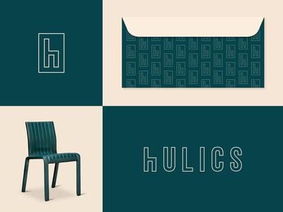 Hulics Logo & Brand Design