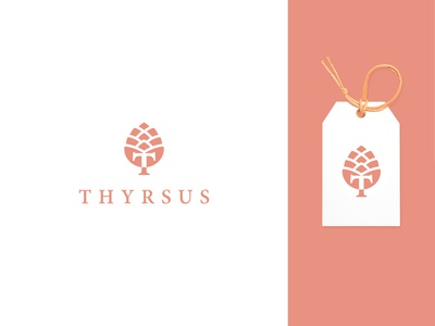 Thyrsus - Logo Design