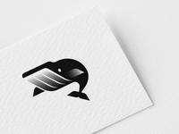 Whale - Logo