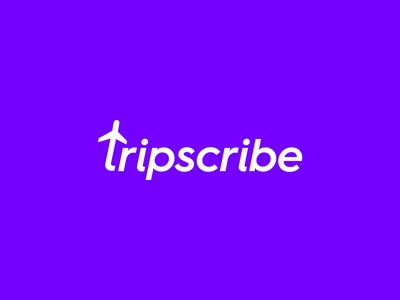Tripscribe Logo Design