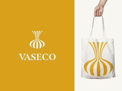 VaseCo - Logo Design.