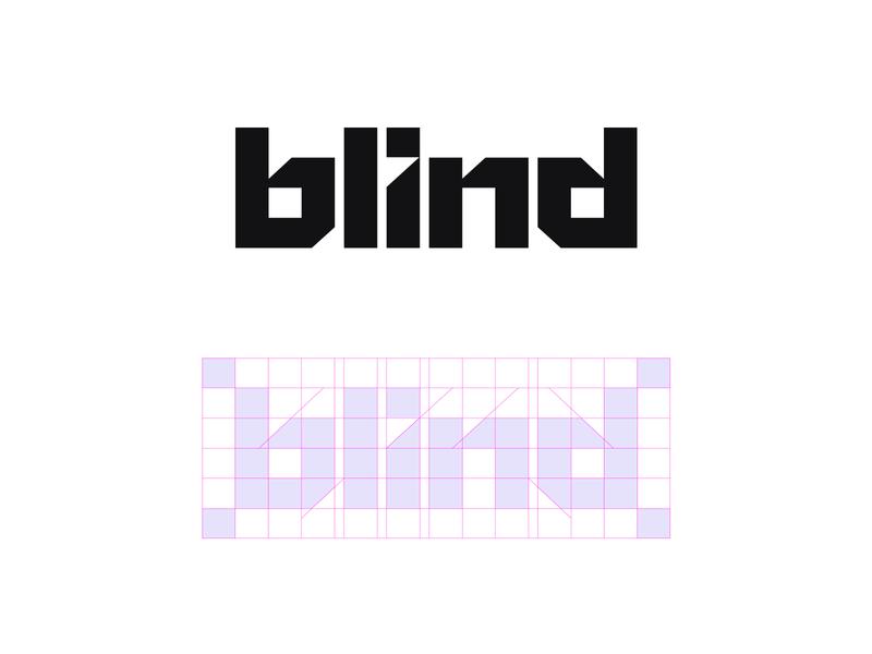 BLIND - Logotype