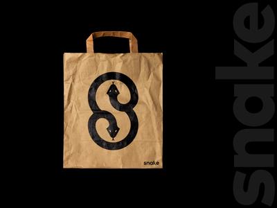 S - Snake Logo