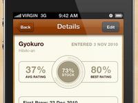 Tea for iOS UI 3