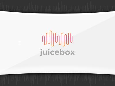 Juicebox Branding juicebox logo thing branding brand