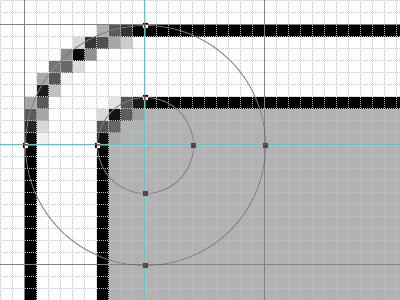 Pro Tip 3: Proper Border Radius border-radius border stroke edge corners corner-radius corner radius border radius