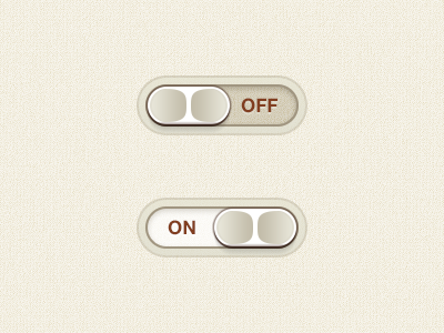 New iOS Toggle Switch toggle switch iphone ios ui element