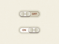 New iOS Toggle Switch