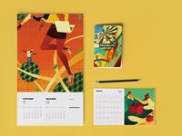 Framgia Calendar 2019