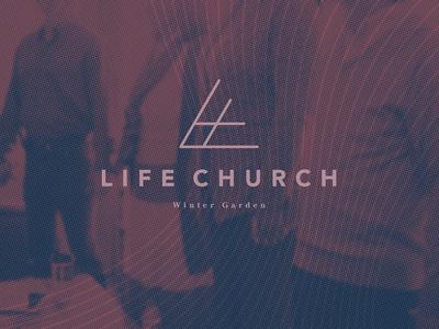 Life Church Logo Concept