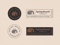 Secondary Logos Spring Branch