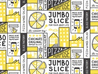 Brand Pattern for Slice Factory