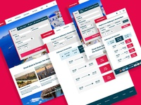 Norwegian - Responsive - Book A Flight