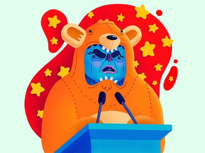 Commie Bear